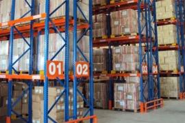 Kho vận, lưu trữ, đại lý giao nhận hàng hóa